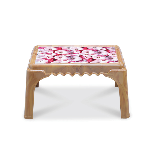 Classic Center Table Printed Cherry-S.Wood